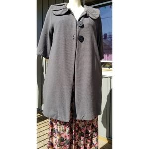 Chalet Peter Pan Collar Jacket/Coat,  Sm